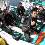 福浦ボート ダイビング