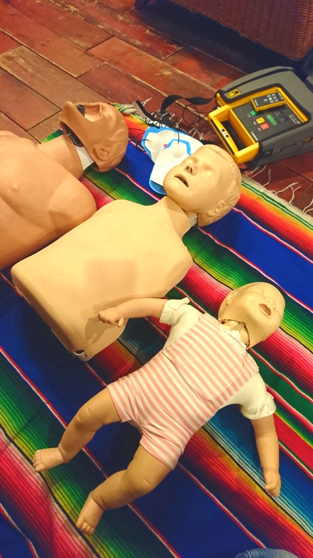 乳児 小児 CPR
