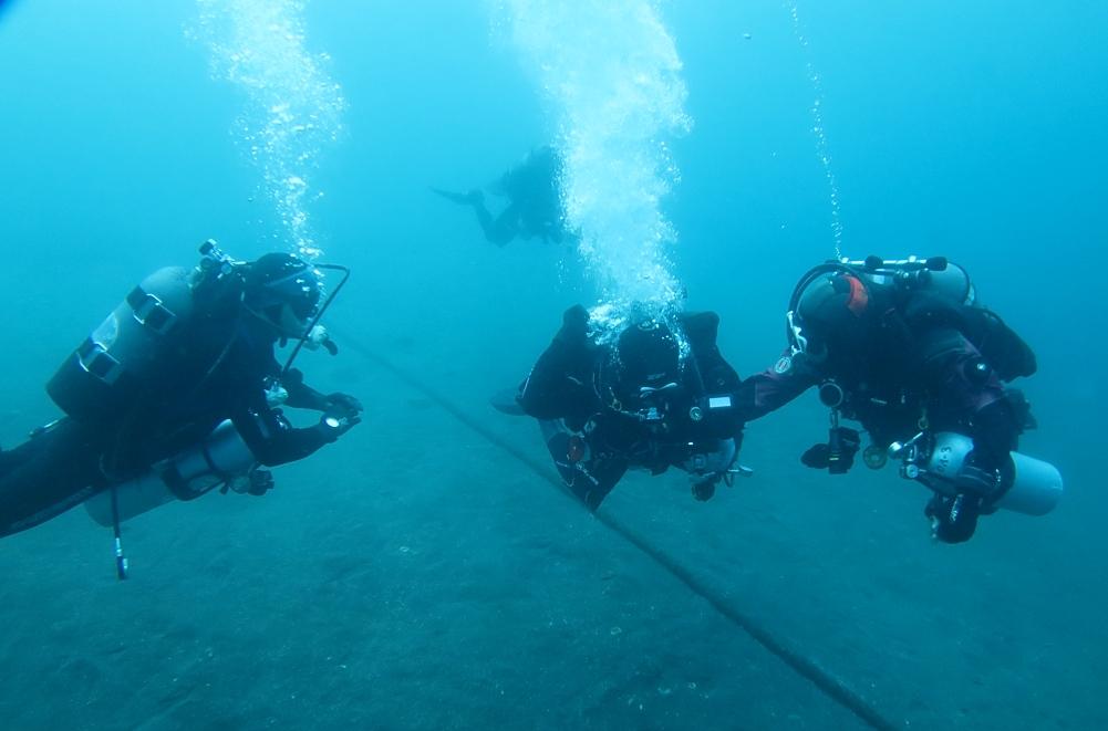 テック テクニカル ダイビング 体験