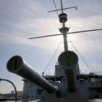戦艦 三笠 写真展 横須賀