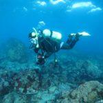 中性浮力 ダイビング