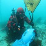 水中スクーター ダイビング 講習 PADI