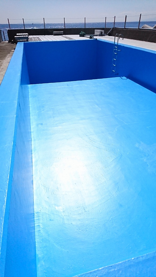 逗子 プール ダイビング