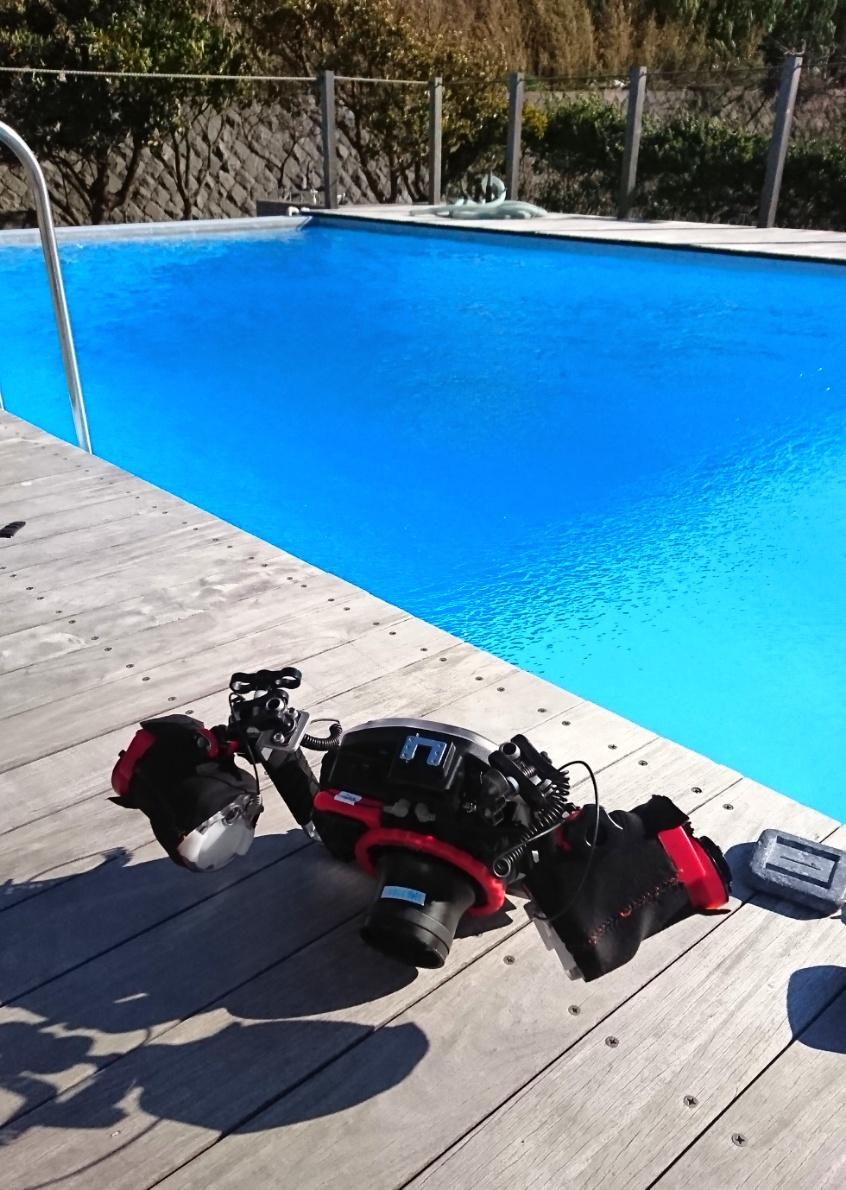 オリンパス 水中撮影セミナー