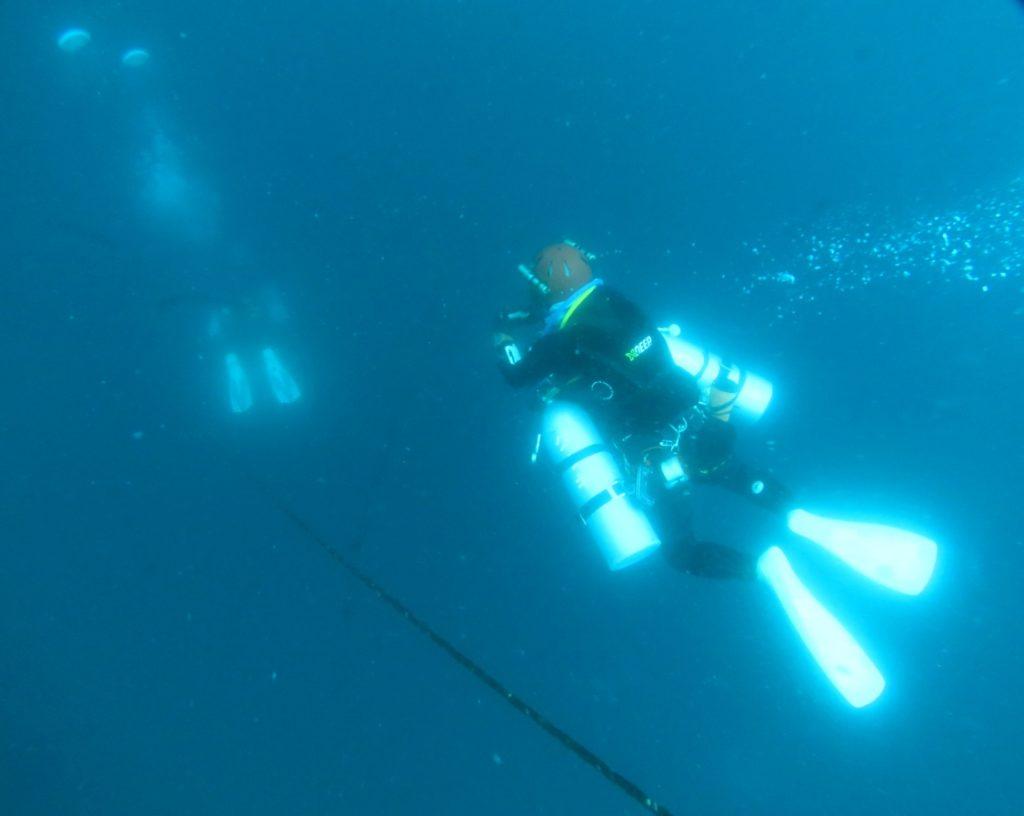 テクニカルダイビング 熱海