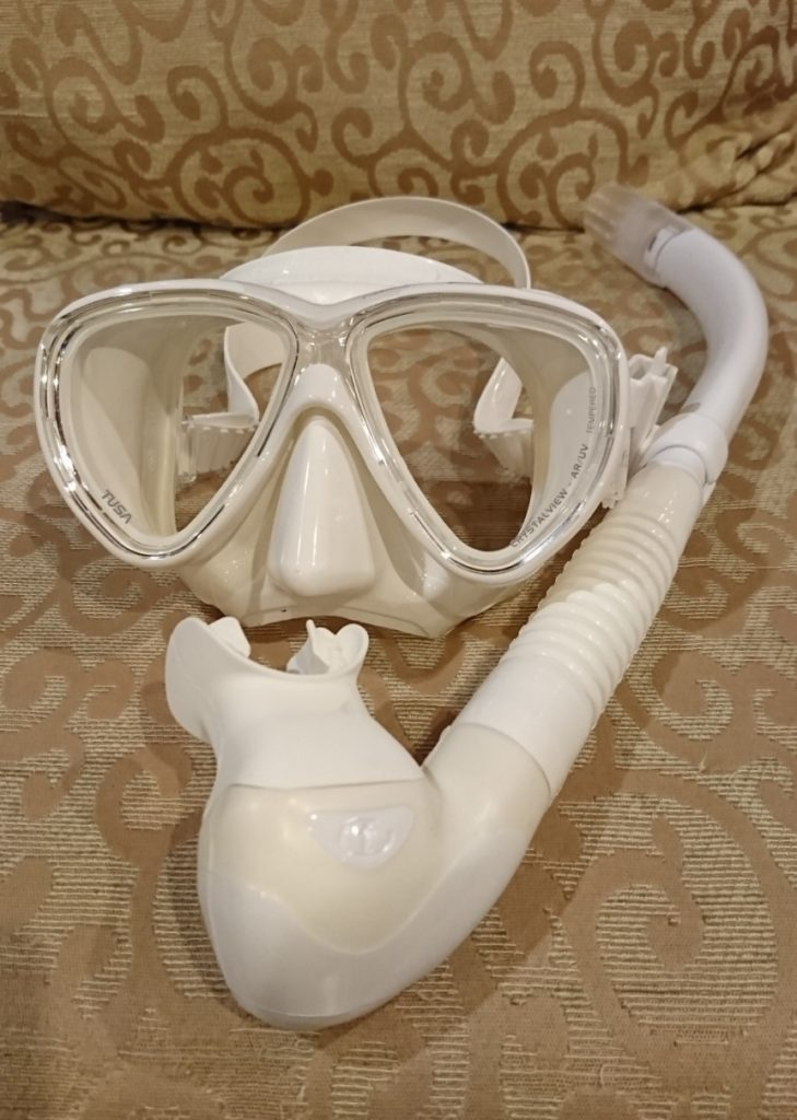 白 ホワイト マスク TUSA