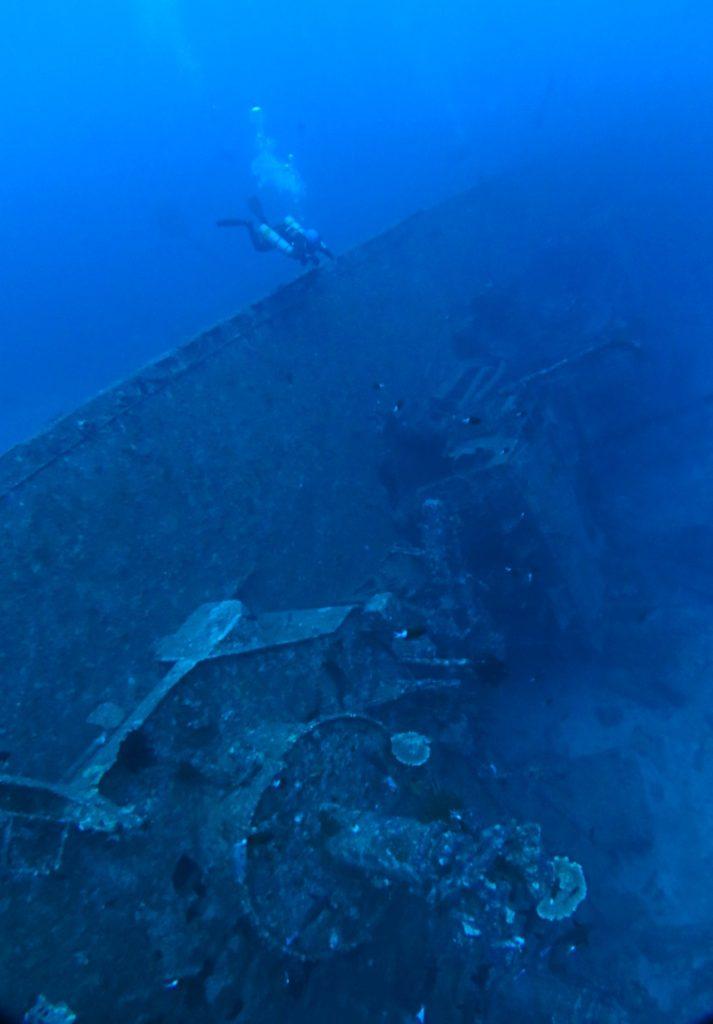 沖縄 エモンズ ダイビング テクニカルダイビング