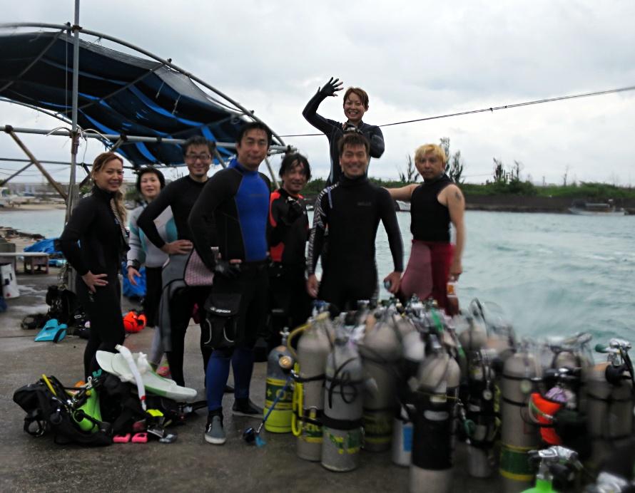 沖縄 エモンズ ダイビング