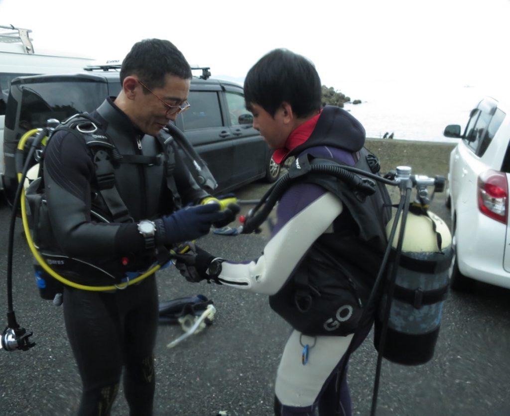 鎌倉 大船 ダイビング ライセンス PADI