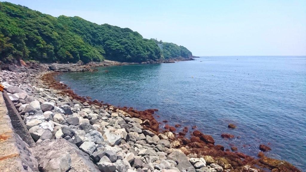 福浦ビーチ