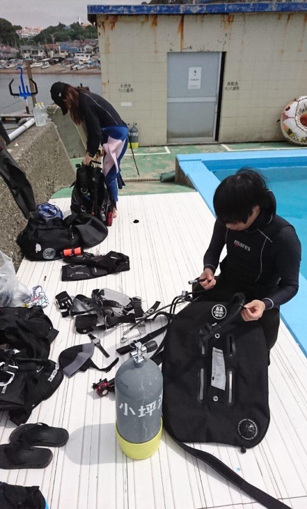 OMS BCD ダイビング 器材