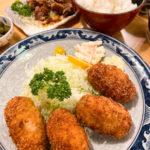 秋 牡蠣 カキフライ 沼津