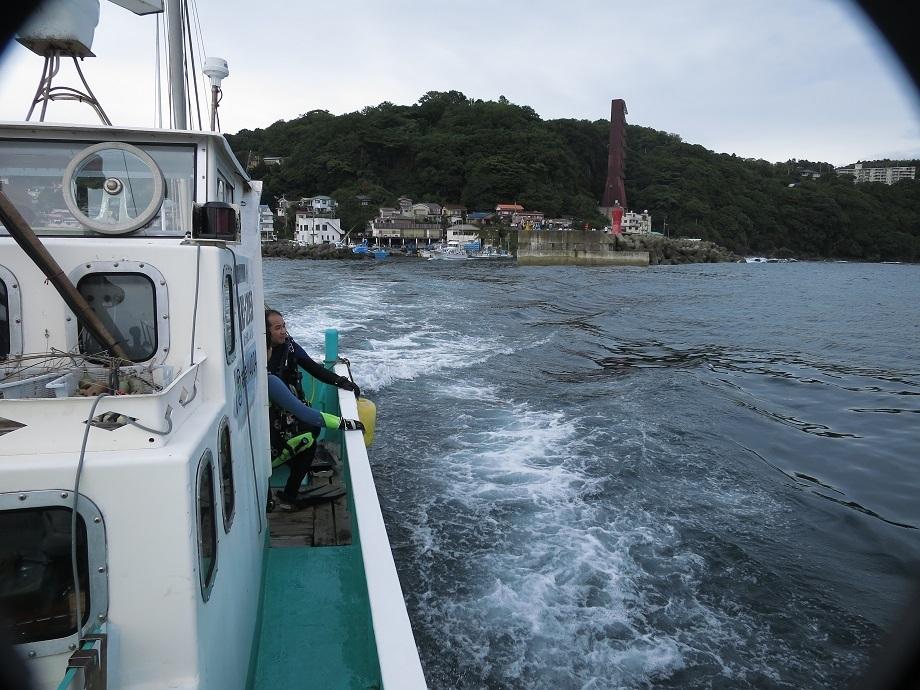 福浦 ダイビング ボート