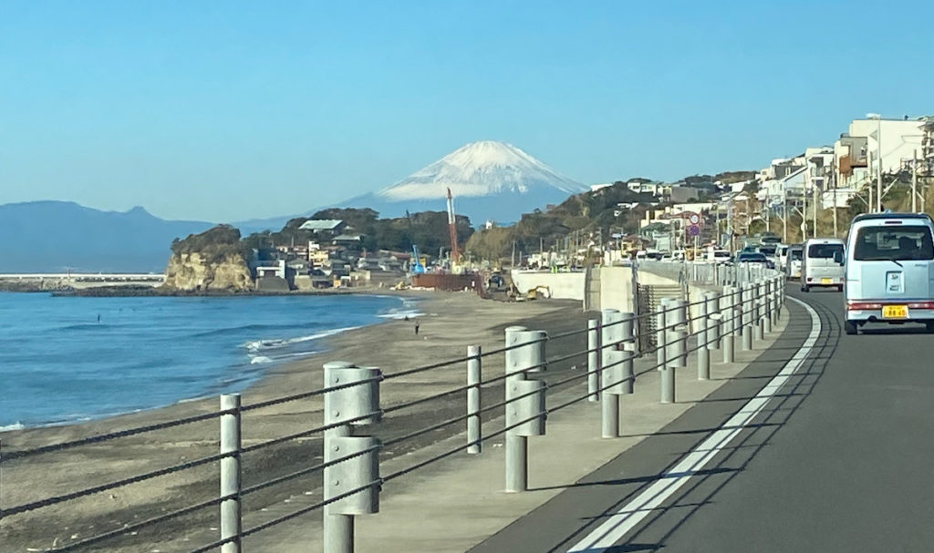 神奈川 富士山