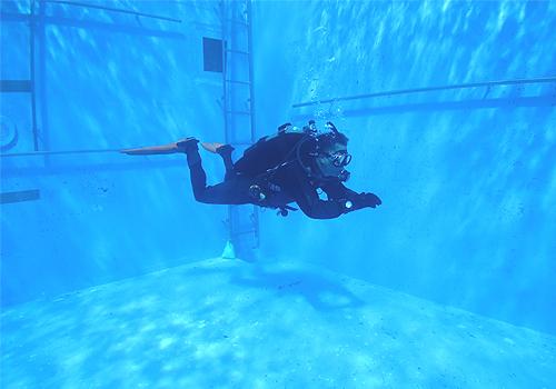 ダイビング 基礎 基本 スキル 中性浮力