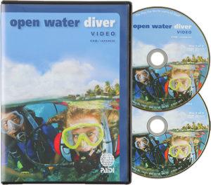 ダイビング 教材 DVD