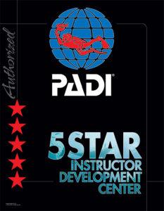 PADI 5スター IDセンター