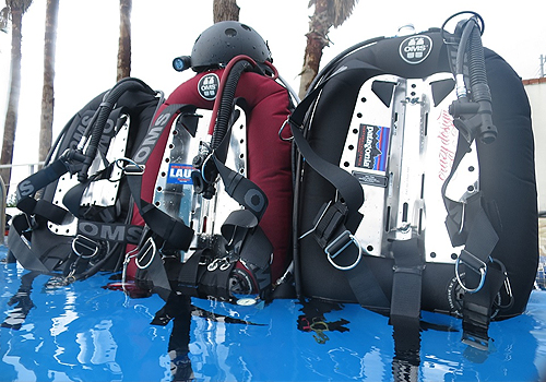 OMS BCD ダイビング ブラダー