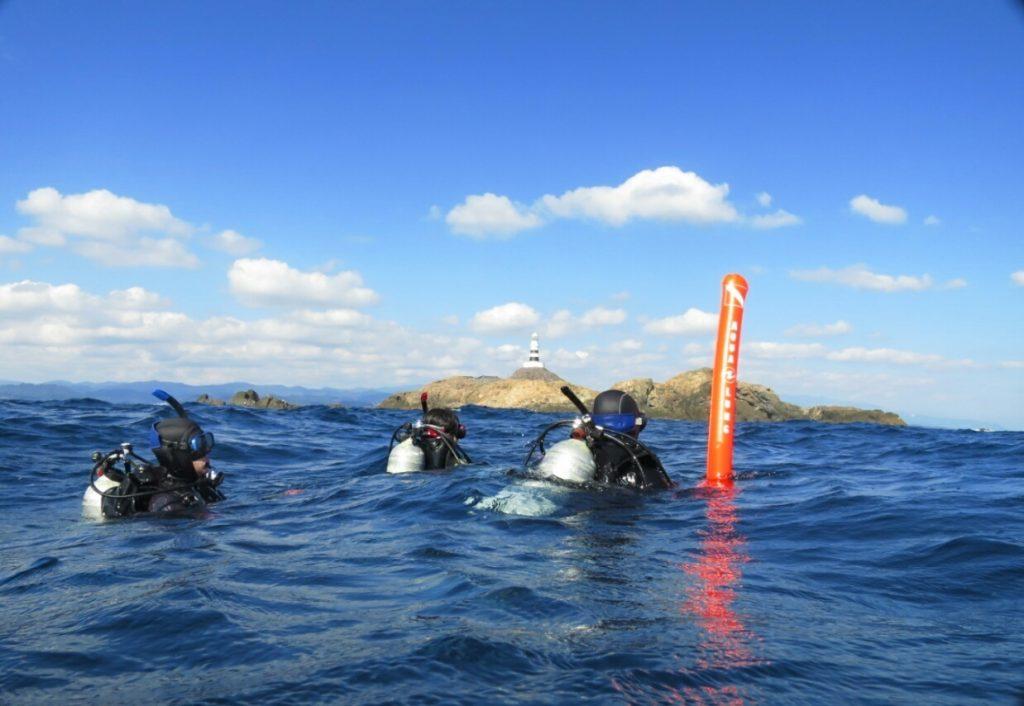 神子元 ドリフトSP ダイビング 講習
