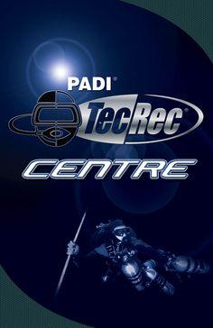 PADI テックレックセンター テクニカルダイビング