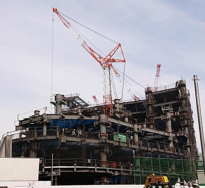 ブランズタワー大船駅前大型マンション