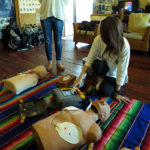 AED 講習 応急処置 CPR PADI EFR