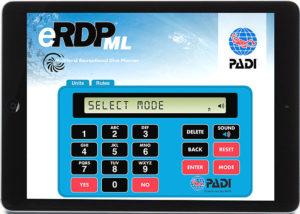 PADI eRDP マルチレベル SP 講習