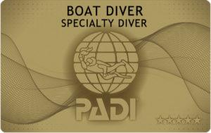 ボート ダイビング PADI 日帰り 神奈川 SP 講習 コース