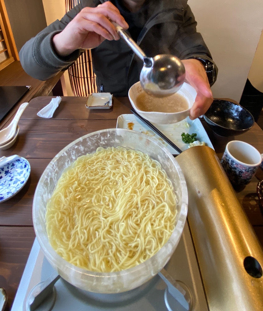 熱海 ランチ 鍋