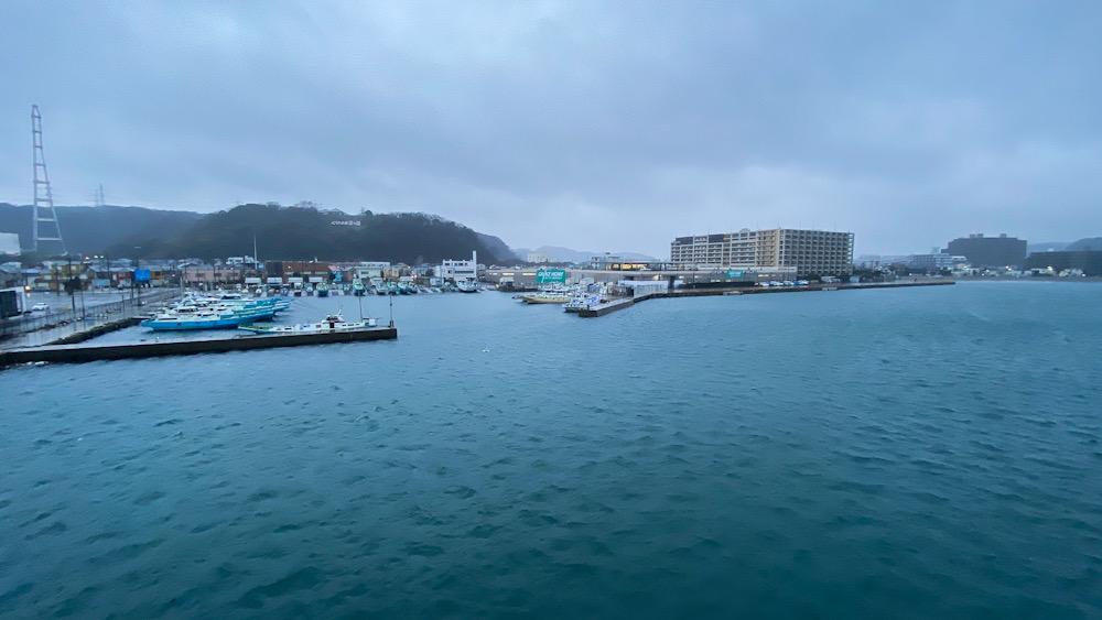 久里浜 東京湾フェリー