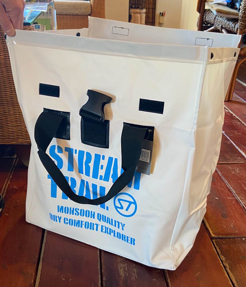 ROLL DOWN TOTE ロールダウントート