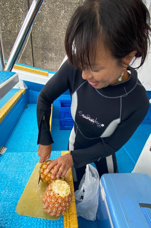 ダイビング 西表島 神奈川 ツアー ピーチバイン