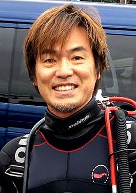 鎌倉 ダイビング インストラクター コースディレクター PADI 吉田