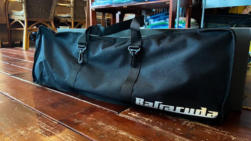 GULL Barracuda フィン バラクーダ 専用バック