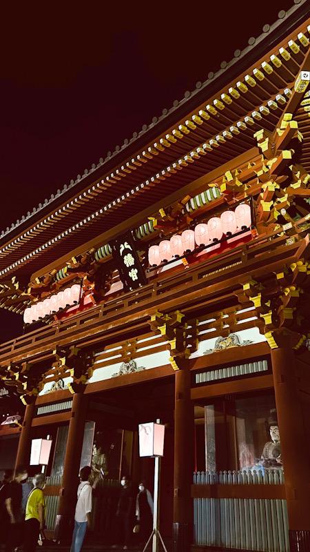 鶴岡八幡宮 鎌倉 ぼんぼり祭り