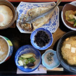民宿 あま 田子 朝食