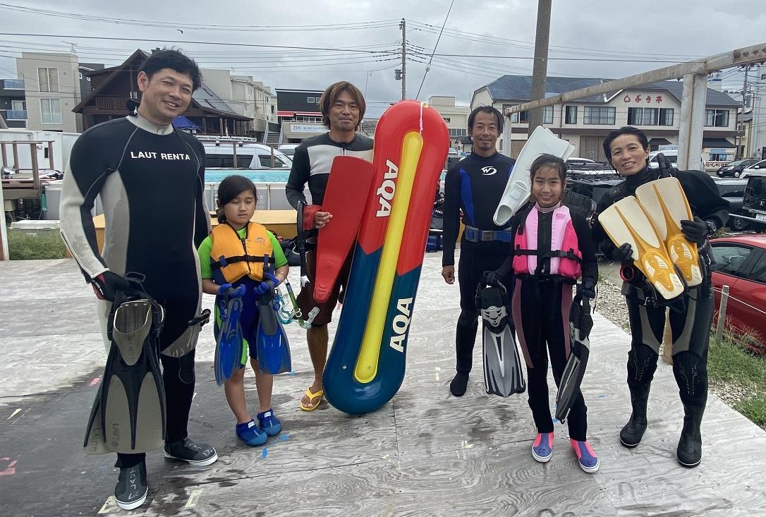 神奈川 スノーケリングツアー
