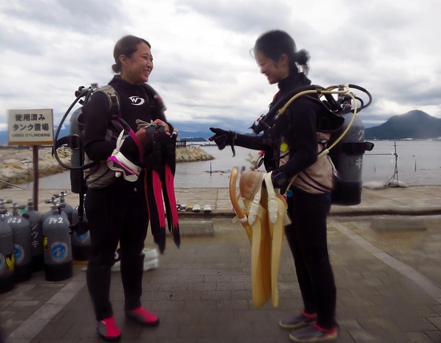 リフレッシュ ダイビング 伊豆 ビーチ