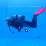 トリム プール 中性浮力 トレーニング 練習 講習 神奈川