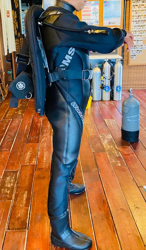 OMS ダイビング 器材 BCD