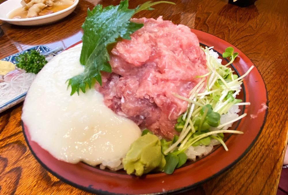 沼津 丸天 海鮮丼