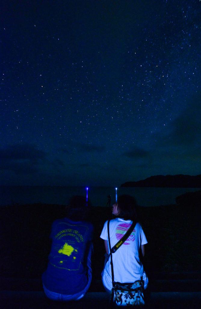 沖縄 西表島 星空 天体観測