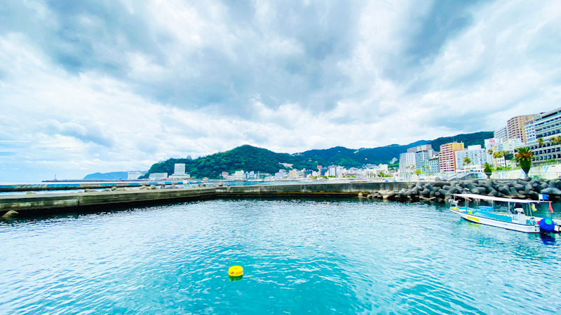 熱海 温泉 ダイビング