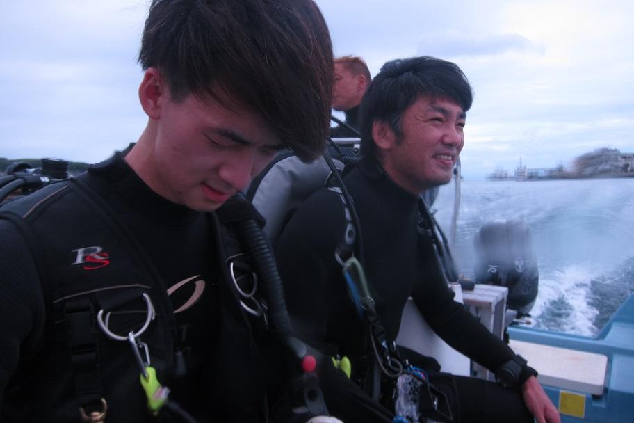 宮川湾 ダイビング