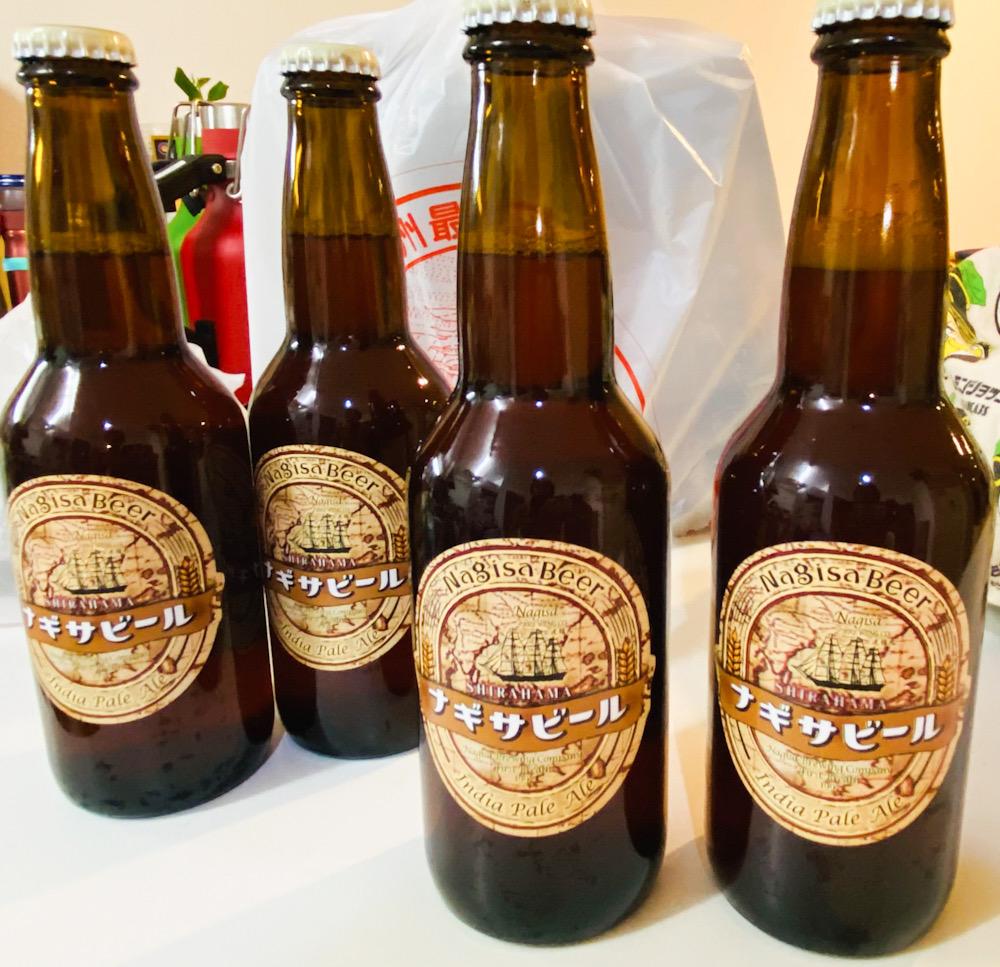 ナギサビール 和歌山 クラフトビール