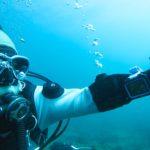 江の浦 ダイビング ドライスーツ