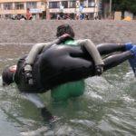 PADI レスキュー 講習 ダイビング