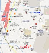 ラウト移転地図のコピー